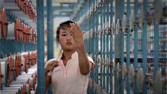 Russia & China Send Home North Korean Workers