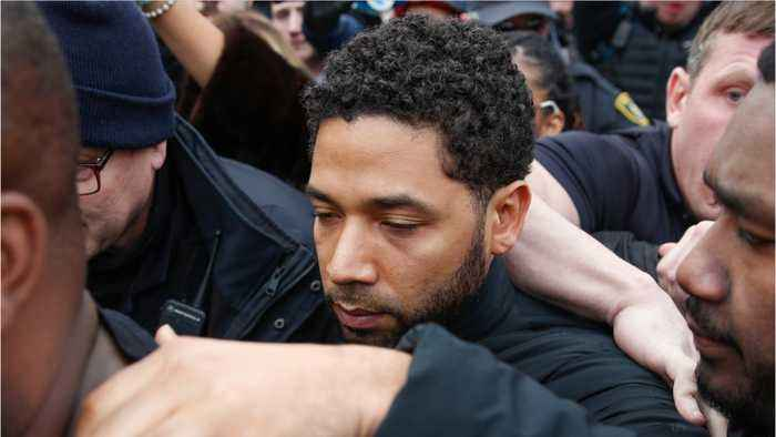 Charges Dropped Against Jussie Smollett