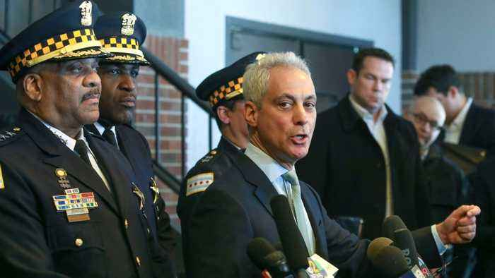 Chicago Mayor Rahm Emanuel Calls Jussie Smollett's Dropped Charges A 'Whitewash Of Justice'