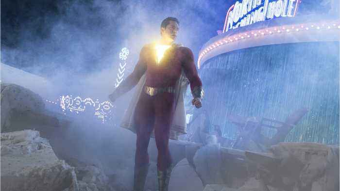 'Shazam!' Beats 'Aquaman' In Preview Box Office