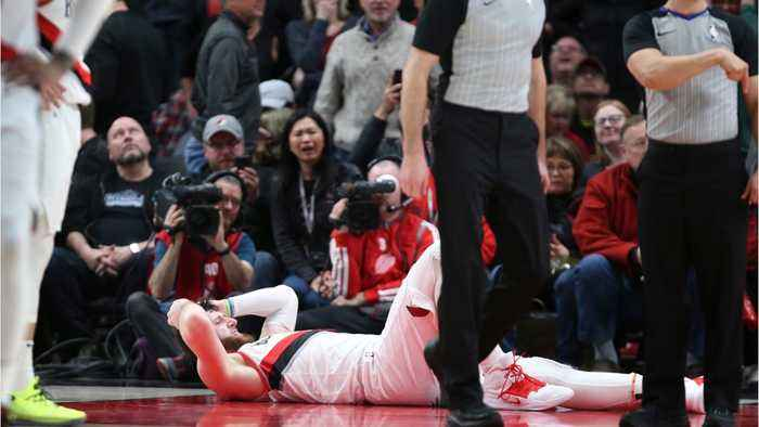Jusuf Nurkic Suffers Horrific Injury