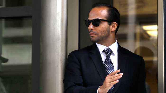 Former Trump Campaign Aide Papadopoulos Claims He Was Pressured Into Cutting A Deal