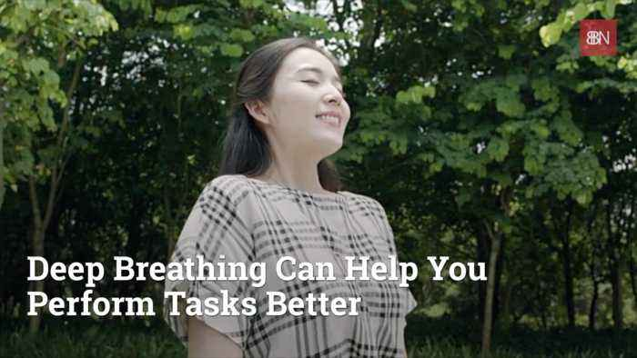 This Is What Deep Breathing Can Do For You: Try It