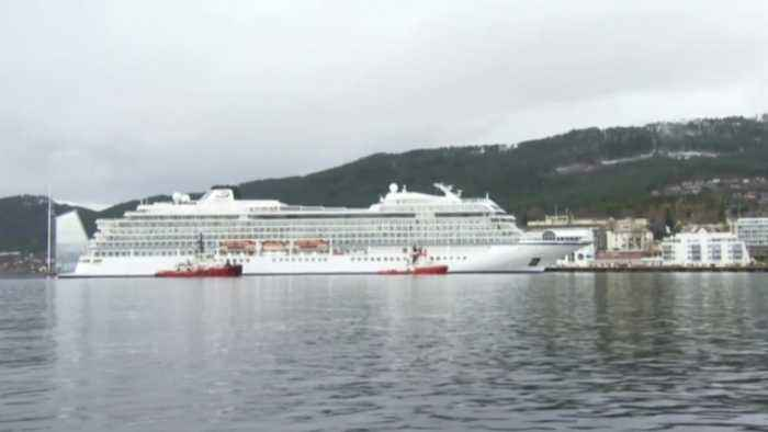 Viking Cruise Ship Under Investigation in Norway
