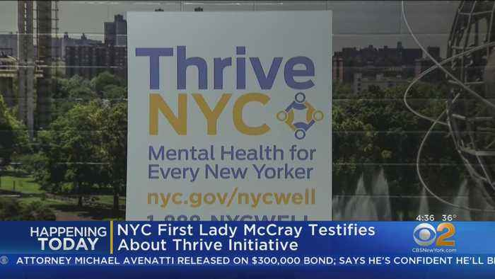 City's First Lady Called Before Council To Explain Thrive NYC Initiative