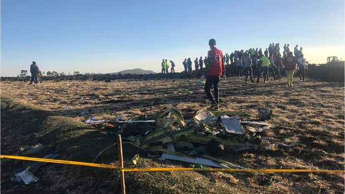 Preliminary Report On Ethiopian Airlines Crash 'Likely' Released This Week