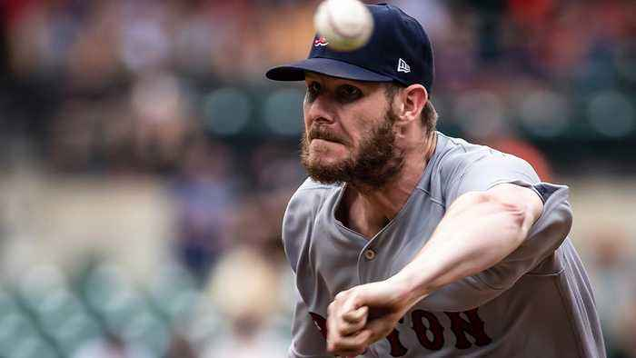 Will the Red Sox Regret Signing Chris Sale to a Mega-Extension?