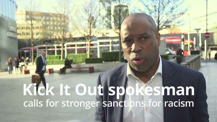 Kick It Out spokesman calls for stronger sanctions for racism in football