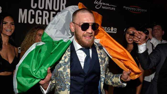 NYT: Conor McGregor Under Investigation For Sexual Assault