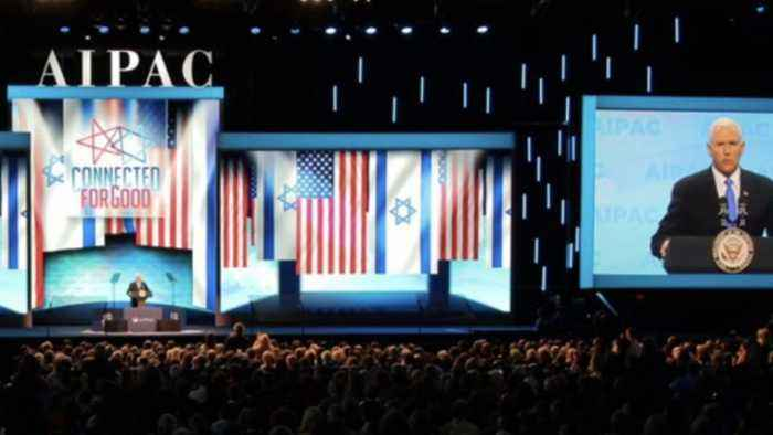 Officials Denounce Anti-Semitism at AIPAC Conference