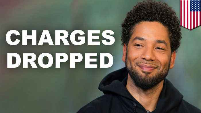 Prosecutors drop all charges against Empire's Jussie Smollet