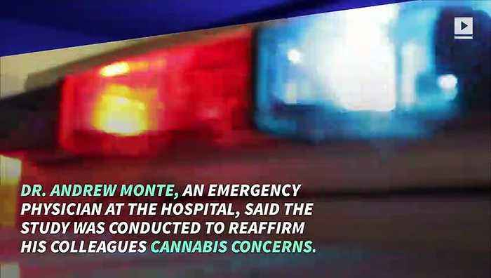 Cannabis-Related ER Visits on the Rise in Colorado