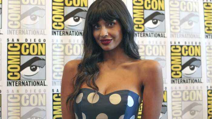 Actress Jameela Jamil Opens Up Getting Harassed
