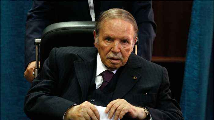 Algeria Army Chief Calls On President To Quit
