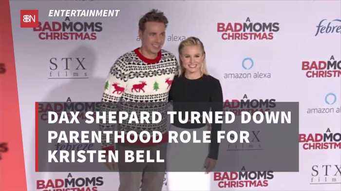 Dax Shepard Chose Kristen Bell Over Big Movie Roles