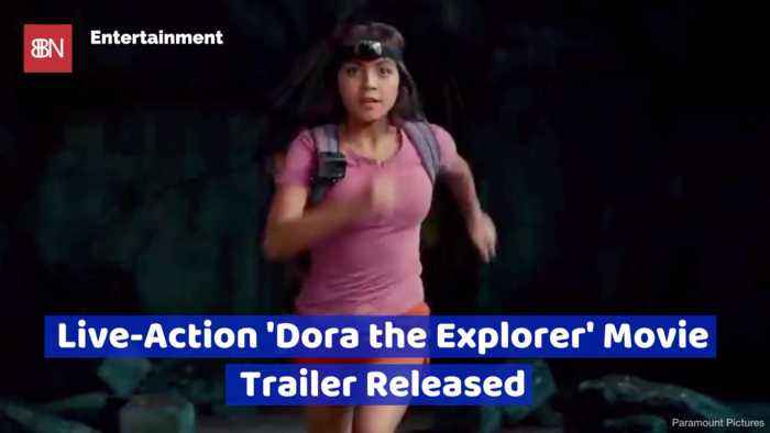 Dora The Explorer Trailer Is Generating A Lot Of Buzz