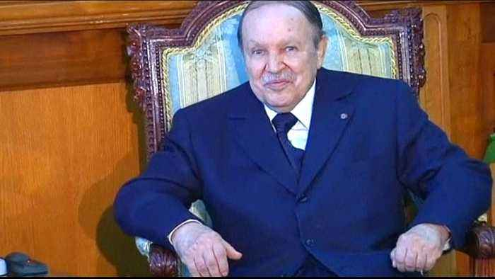 Algeria army chief demands Bouteflika be declared unfit to rule