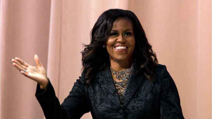 Michelle Obama Might Have Written The #1 Memoir Ever