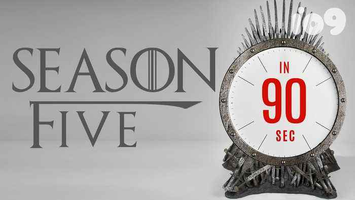 Game of Thrones Returns: Everything That Happens In Season 5