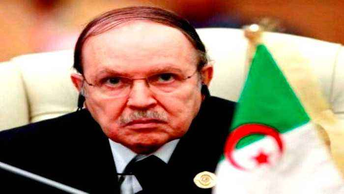 Algeria ruling party backs army call to remove president