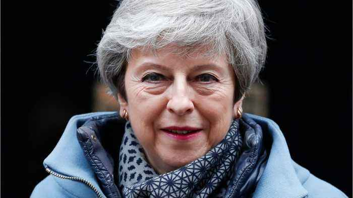 UK PM Theresa May Is Ready to Quit to Save Brexit Deal