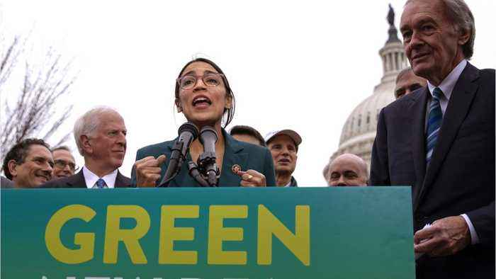 Despite Republican Efforts To Counter Green New Deal, The Climate Debate Is Shifting Leftwards