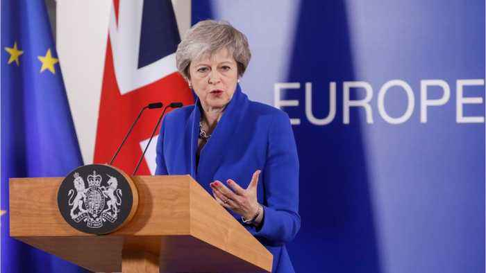 Britain's May Offers to Quit to Get Her Brexit Deal Over the Line