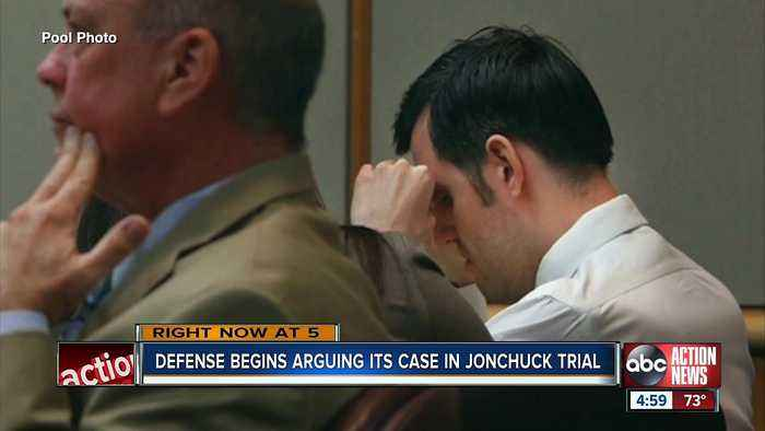 States rests case again Jonhuck as trial continues Wednesday