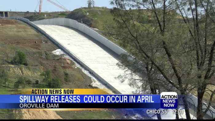 DWR prepares for potential use of Oroville Dam Spillway