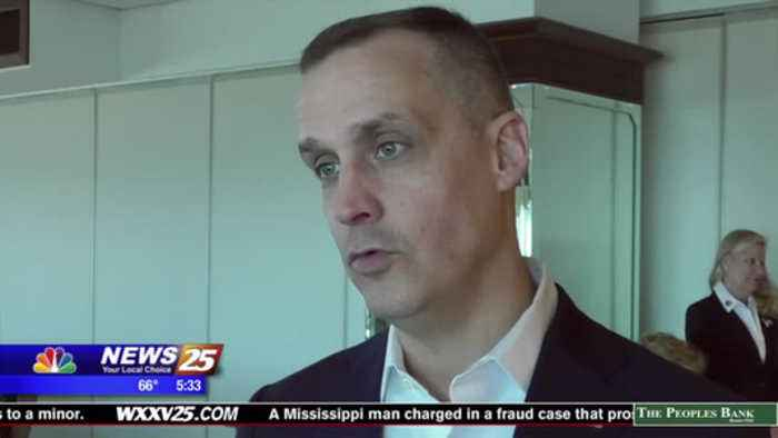 President Trump's former campaign manager on the Coast
