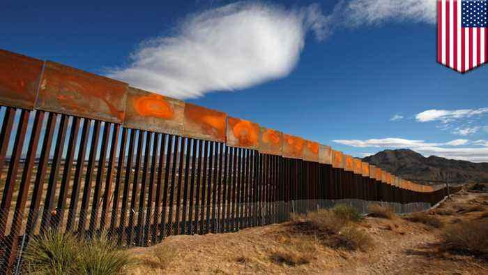 Pentagon green lights $1b for Trump's border wall
