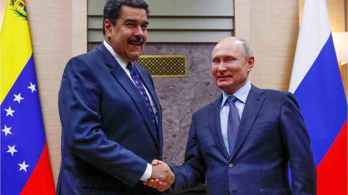 Russia Confirms Military Presence In Venezuela, Says Deployment Is Legal