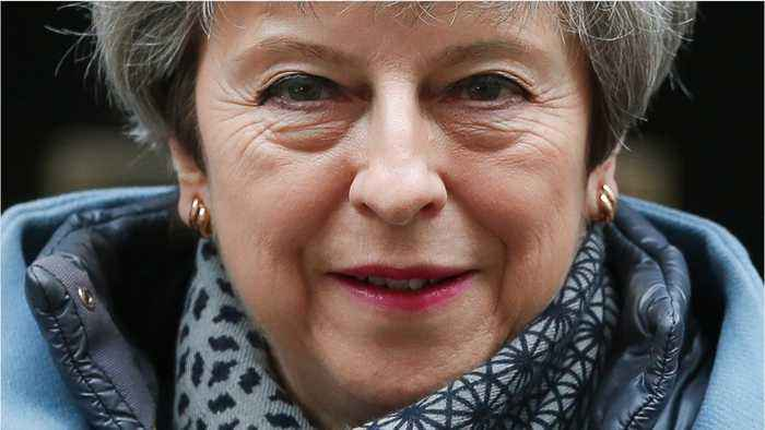 Theresa May Offers To Step Aside In Order To Help Move Brexit Deal Forward.