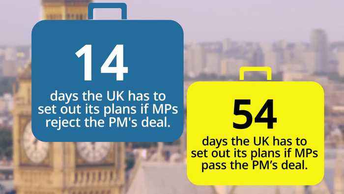 Countdown to Brexit: Britain to leave on April 12 or May 22