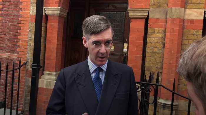 Jacob Rees-Mogg hopes DUP will come around to May's deal