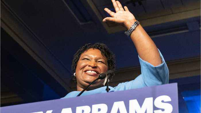 Abrams Doesn't Want To Be Biden's Running Mate