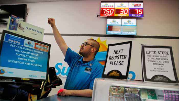 Powerball Draw Is 3rd Biggest Ever
