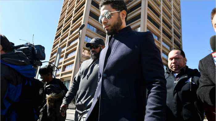 Trump Calls For FBI Review After All Charges Dropped Against Actor Jussie Smollett