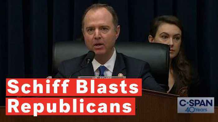 Adam Schiff Blasts Republicans Over Donald Trump Jr. And Jared Kushner's Russian Contacts During Campaign