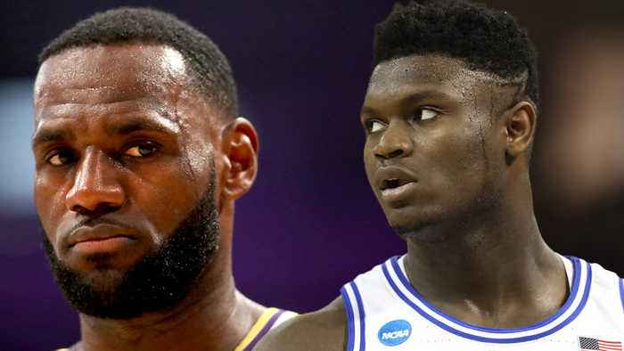 Will Lakers TRADE Lebron James To Get Zion Williamson
