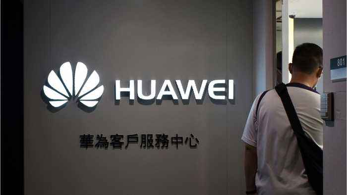 Huawei Bashes U.S. Government