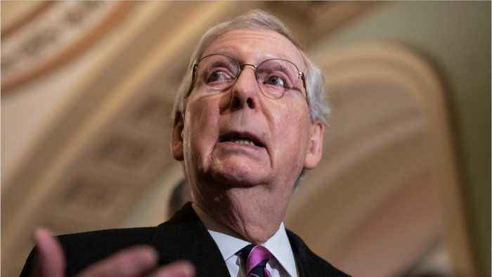 McConnell Leaves Healthcare To Trump