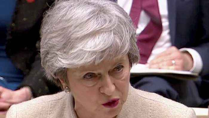 May on latest Brexit defeat: 'Implications of the House's decision are grave'