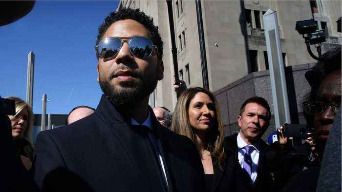 Trump Says Jussie Smollett's Case Will Be Reviewed By Department of Justice