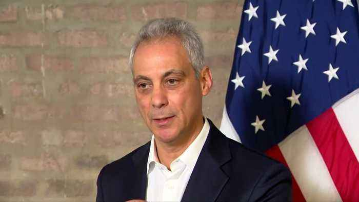 Emanuel to Trump: 'Stay out' of Smollett case