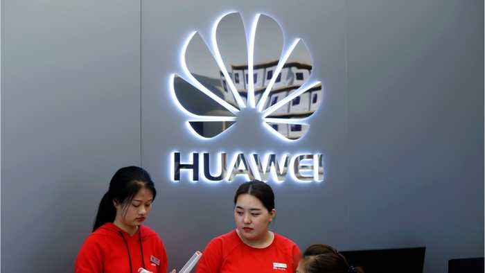 China's Huawei Says U.S. Government Has 'Loser's Attitude'