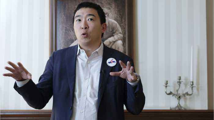 Here's What To Know About Presidential Candidate Andrew Yang