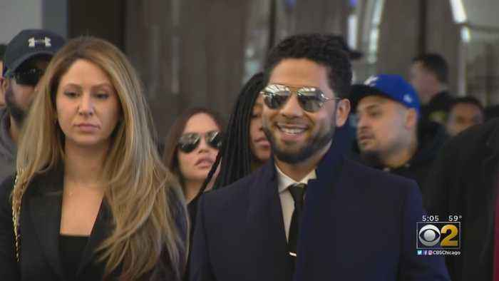 Jussie Smollett Billed $130,000 By City To Recoup Investigation Cost