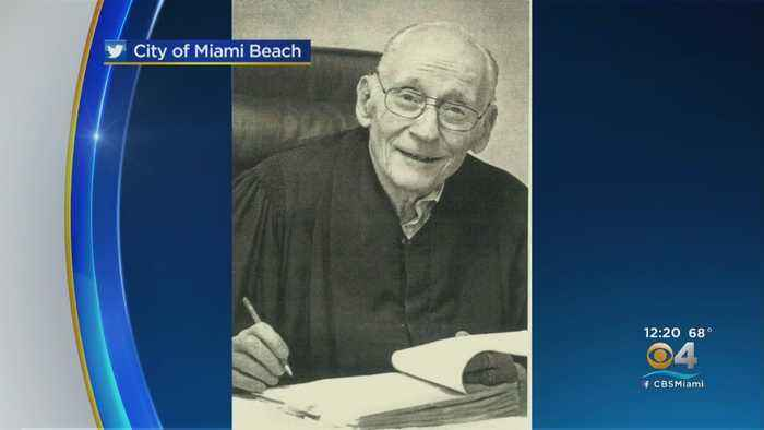 Miami Beach Icon Seymour Gelber Passes Away At 99 Years Old