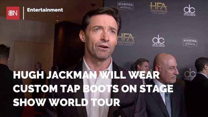 Check Out Hugh Jackman's New Boots Fashion